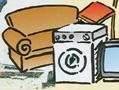 Logo rifiuti ingombranti